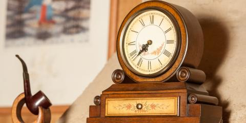 The History of the Fabled Atmos Clock, Mason, Ohio