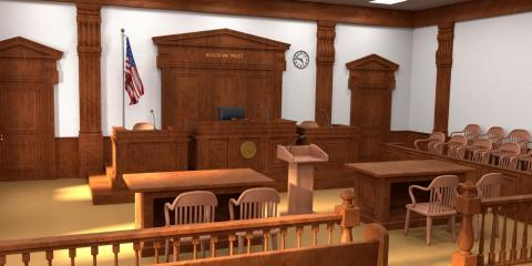 A Colleyville Attorney Explains Courtroom Etiquette, Colleyville, Texas