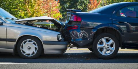 FAQ About Motor Vehicle Collisions, La Crosse, Wisconsin