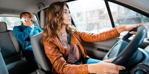 Who Is Responsible if You're Hit by a Rideshare Driver?, Waterloo, Illinois
