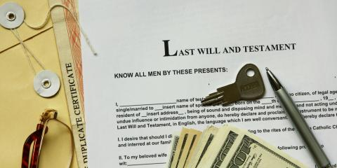 4 Steps to Take Before Executing a Will, Honolulu, Hawaii