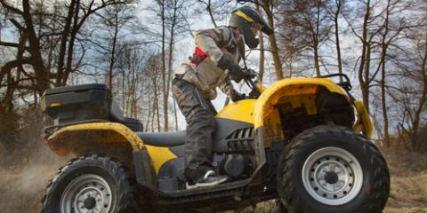 Ride Safe with These 5 ATV Tips , North Pole, Alaska