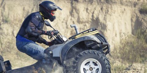 What Safety Gear Should You Wear When You Ride an ATV?, Homer, Alaska