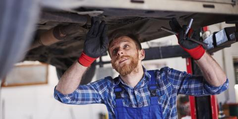 5 Important Auto Repair Issues to Know Before Going to the Mechanic, Clayton, Missouri