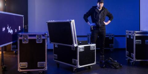 Batavia's Top Staging Company Offers Concert Equipment & Transportation, Batavia, New York