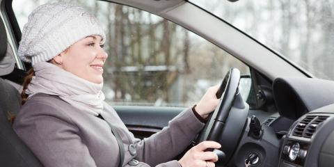 4 Winter Driving Safety Tips, Wapakoneta, Ohio