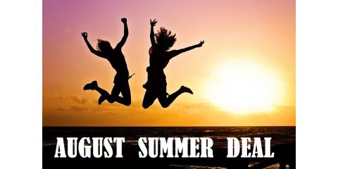 August Summer, August Deal, Avon, Connecticut