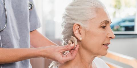 What to Expect From Your Hearing Aid Fitting, Fishersville, Virginia