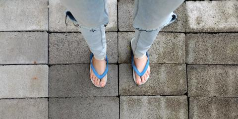 3 Ways Flip-flops Are Harmful to Your Feet, Stayton, Oregon
