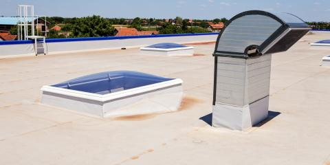 3 Tips to Care for a Commercial Flat Roof, South Aurora, Colorado