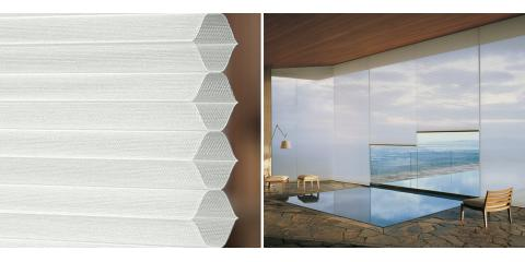 Take Advantage of Rebates on Hunter Douglas Duette® Honeycomb Shades Through Cloud 9 Designs, South Aurora, Colorado