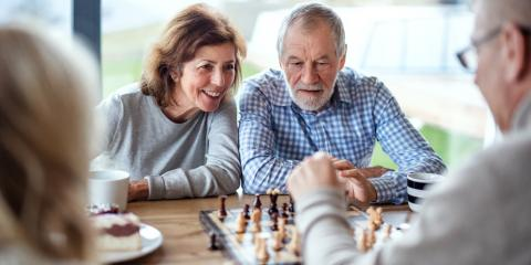 3 Benefits of Assisted Living for Independent Seniors, Northwest Travis, Texas
