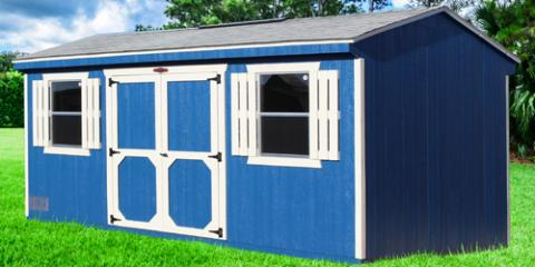 7 Creative Uses for a Utility Shed, From Austin's Building Experts, Austin, Texas