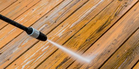 Commercial Cleaning Experts Share 5 Best Uses for a Pressure Washer, Austin, Texas