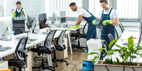 5 Major Benefits of a Clean Business, Austin, Texas