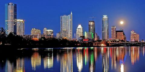 Austin Landmarks & Historic Sites, Austin, Texas