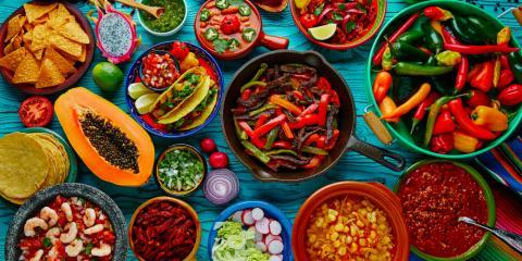 What Defines Authentic Mexican Food?, Amelia, Ohio