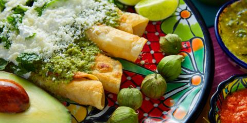 3 Flavors of Mexican Food, Wahiawa, Hawaii