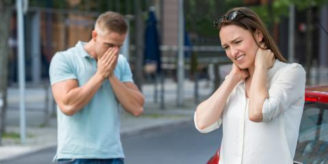 Understanding Whiplash After an Auto Accident, Miami, Ohio
