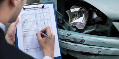 5 Steps to Take After a Car Accident, Fairfield, Ohio