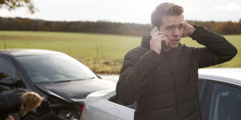 What Happens if You're in an Auto Accident With an Uninsured Driver?, New York, New York
