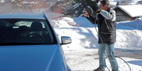 How to Protect Your Auto Body Paint During Every Season, Frankfort, Michigan