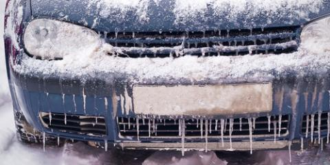Hopkins' Auto Body Painting Experts Explain How to Protect Your Car's Exterior in Winter, Hopkins, Minnesota