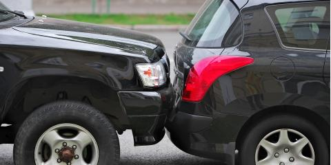 3 Steps to Take After a Fender Bender, East Rochester, New York