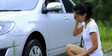 3 Signs Your Car's Frame Is Bent, ,