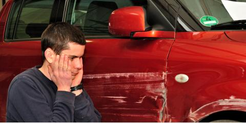 Auto Body Repair Experts Explain What to Do After a Car Accident, Stafford, Texas