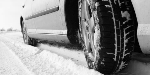 The Top 3 Reasons to Buy New Tires Designed for Winter, Anchorage, Alaska