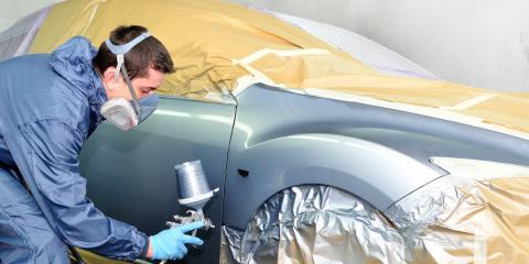 Auto Body Shop Insight: 3 Benefits of Water-Based Car Paint, Texarkana, Texas