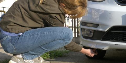 5 Common Causes of Car Dents, Colerain, Ohio