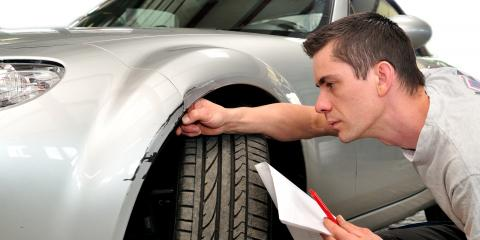 3 Common Causes of Car Scratches, High Point, North Carolina