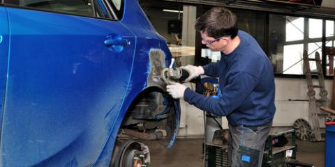 Auto Body Shop Vs. Auto Repair Shop: What's the Difference?, Kalispell, Montana