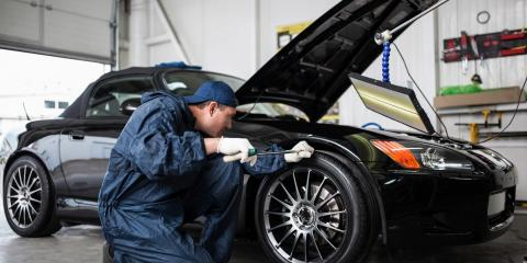 The Difference Between an Auto Body Shop & Mechanic, Covington, Kentucky
