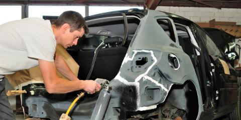 How Modern, Unibody Vehicle Construction Affects Collision Repairs, Covington, Kentucky