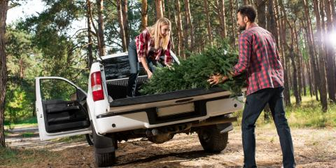 How Transporting Christmas Trees Can Damage Your Car, Dothan, Alabama