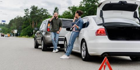 5 Steps to Take After a Fender Bender, Waynesboro, Virginia