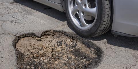 5 Tips for Avoiding Potholes & Future Auto Body Work, Wahiawa, Hawaii