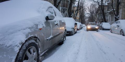 3 Safety Tips for Braking in Winter, Fairport, New York
