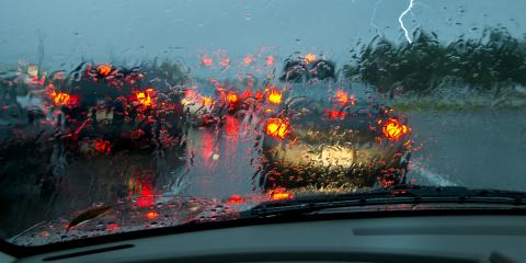 4 Tips for Driving in the Rain, Greenfield, Minnesota