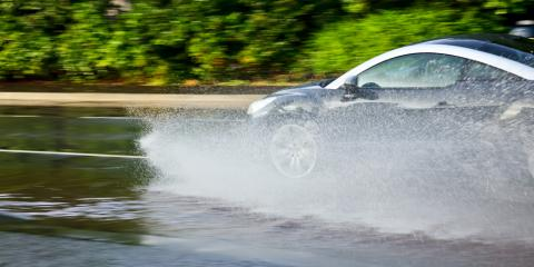 A Guide to Defensive Driving in Heavy Winds & Rain, Columbia, Missouri