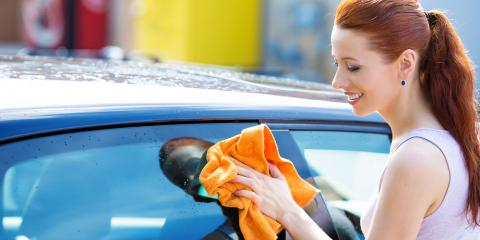 What's the Best Way to Clean Auto Glass?, Anchorage, Alaska