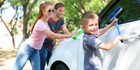 How to Clean Your Auto Glass the Right Way, Anchorage, Alaska