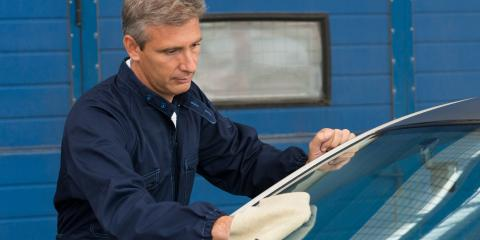 Do's & Don'ts of Windshield Cleaning & Maintenance, Allegheny, Pennsylvania