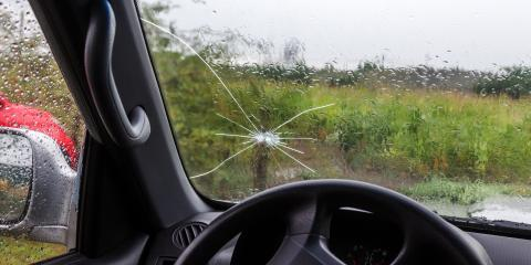 A Guide to Repairing Chipped Auto Glass, Troy, Missouri