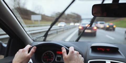 How Do Auto Glass Rain Sensors Work?, Allegheny, Pennsylvania
