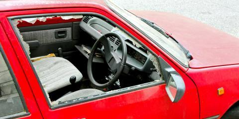 Broken Car Window? Auto Glass Repair Shop Explains What to Do Next, Rochester, New York
