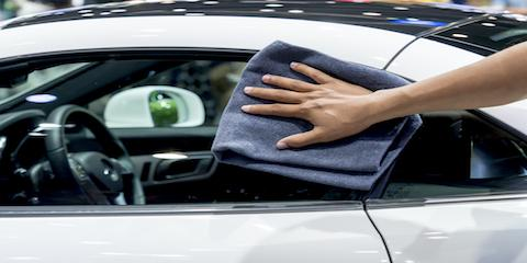 Repairs From Alaska Auto Glass Include a Thorough Cleaning, Anchorage, Alaska